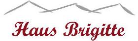 Willkommen im Haus Brigitte Logo